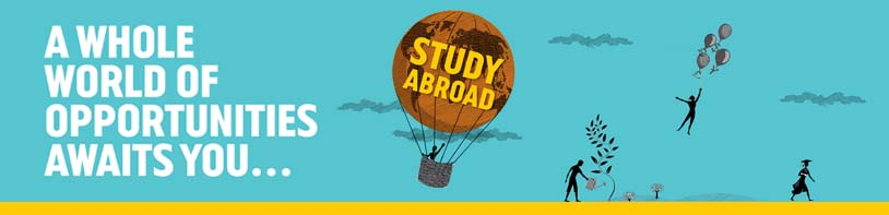 different between studying local and abroad Studying abroad studying abroad is to go to study out of your home or your country and that means you leave your family and your friends, in order to get some knowledge from different country studying abroad has advantages and disadvantages, but the advantages of this experience are more than the disadvantages.